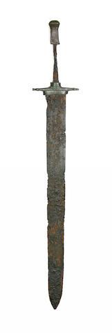 A Rare Early Sword