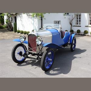 1923 Amilcar 8hp CS Petit Sport  Chassis no. 20660 Engine no. 20660