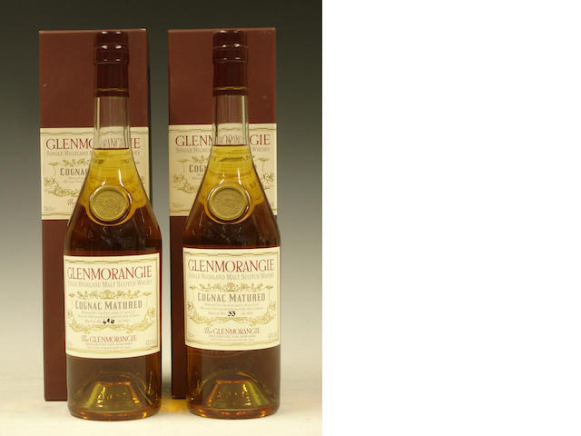 Glenmorangie Cognac Matured (2)