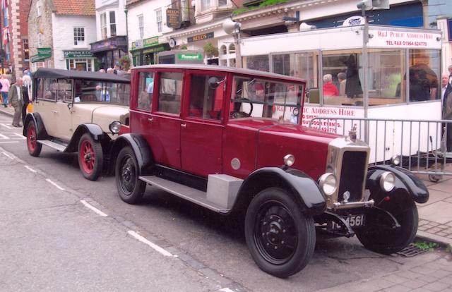 1927 Armstrong-Siddeley,