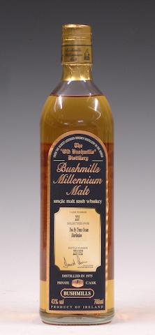 Bushmills Millennium Malt-1975