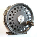 A Hardy The 'St. George' trout fly reel, circa 1950 3in.