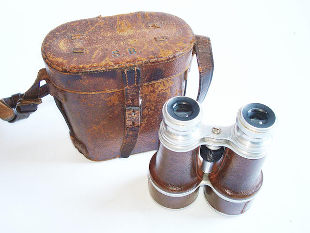 A pair of field glasses