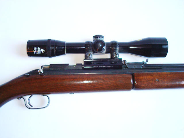 A Sheridan Products, US 5mm Airgun