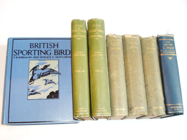 CLERKMAN and HUTCHINSON (editors) British Sporting Birds