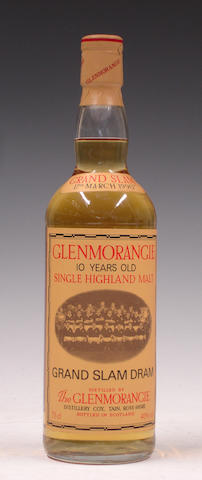 Glemmorangie Grand Slam Dram-10 year old