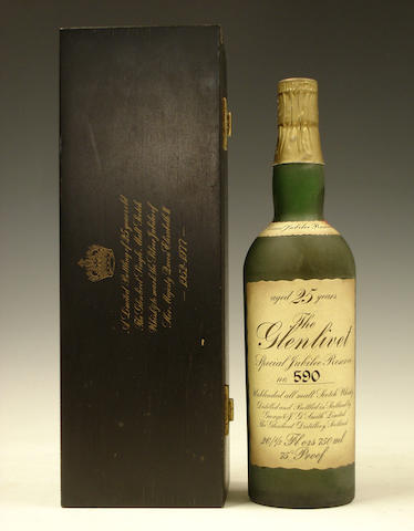 The Glenlivet Special Jubilee Reserve-25 year old