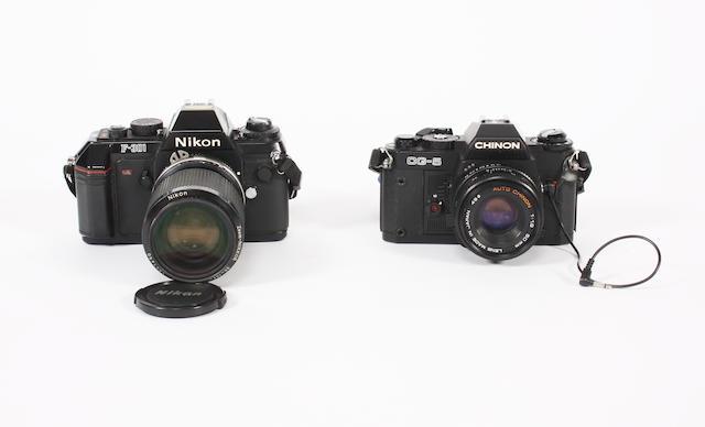 Nikon F-301 2