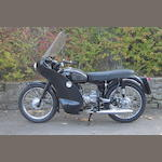 1960 Velocette 192cc Valiant 'Veeline' Frame no. 2491 Engine no. V200 2514