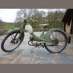 1957 NSU 49cc Quickly Moped