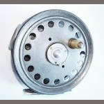 A Hardy The 'St. George' fly reel 1917 check 3¾ in.