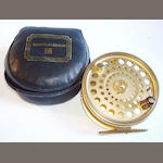 A Hardy The 'Sovereign' 11/12 4 in. fly reel