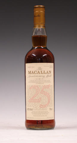 The Macallan-25 year old-1972