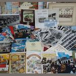 A fine collection of Veteran car related literature and ephemera,