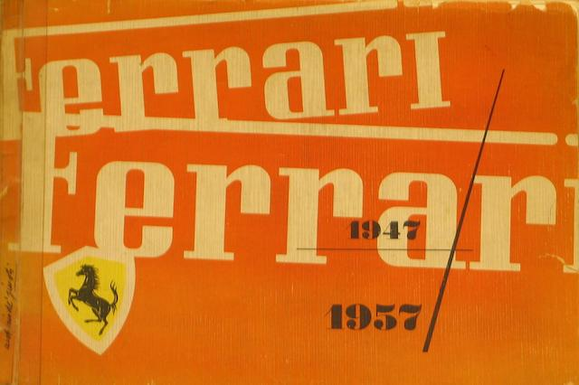 1957 Ferrari Yearbook