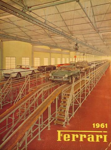 1961 Ferrari Yearbook