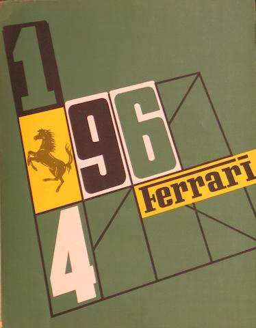 1964 Ferrari Yearbook