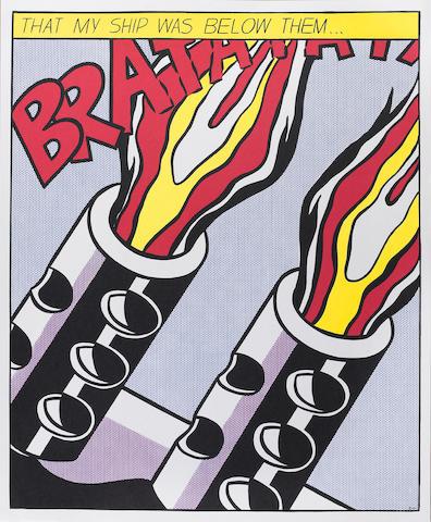 Roy Lichtenstein (American