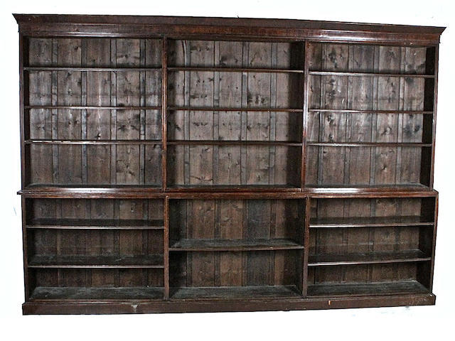 Vict mah bookcase