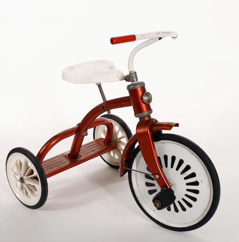 Damiens's tricycle from 'The Omen'