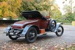 1913 Wolseley 24/30hp Two-seat Tourer  Chassis no. 20034 Engine no. 34/1134