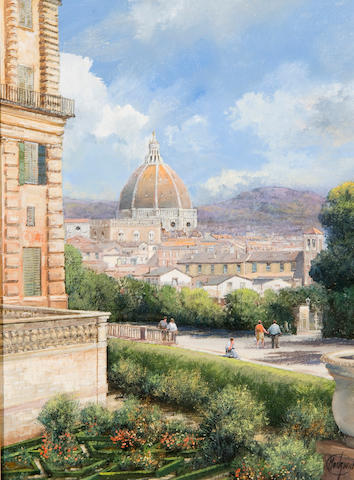 Clive Madgwick (British, 1934-2005) Florence