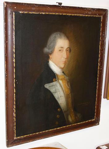 English School, 19th Century Portrait of John Matthews
