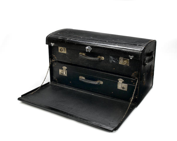 A good Dunhill motoring trunk, 1920s,