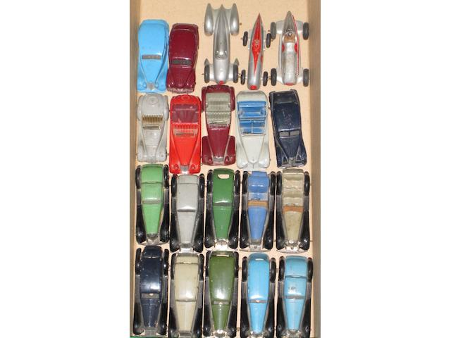 Dinky 30, 36, 38 series and others 20