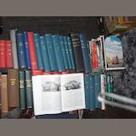A collection of books relating to Motoring & Cars