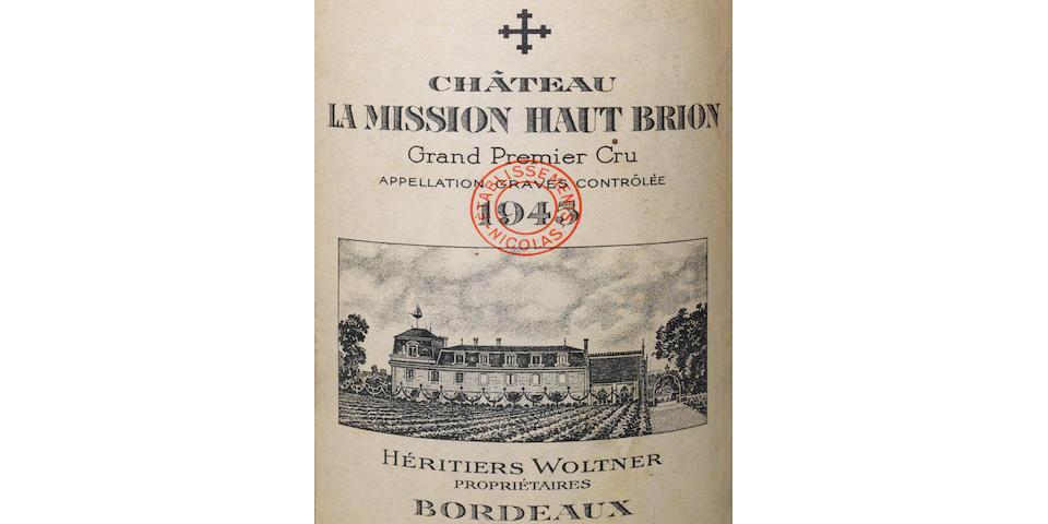Chateau La Mission Haut-Brion 1945 (1 magnum)