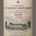 Chateau La Mission Haut-Brion 1945 (1 magnum)