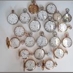 A group of 22 twentieth century pocket watches and part pocket watches(22)