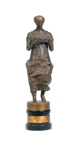 An Ivor Novello award for the James Bond theme, 'Diamonds Are Forever',