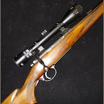 A .270 (Win) sporting rifle by Brno, no. 78999