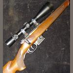 A .222 (Rem) 'Fox-Mod. 2' sporting rifle by Brno, no. 40785