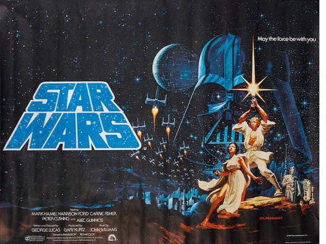 Star Wars,  Twentieth Century Fox, 1977,