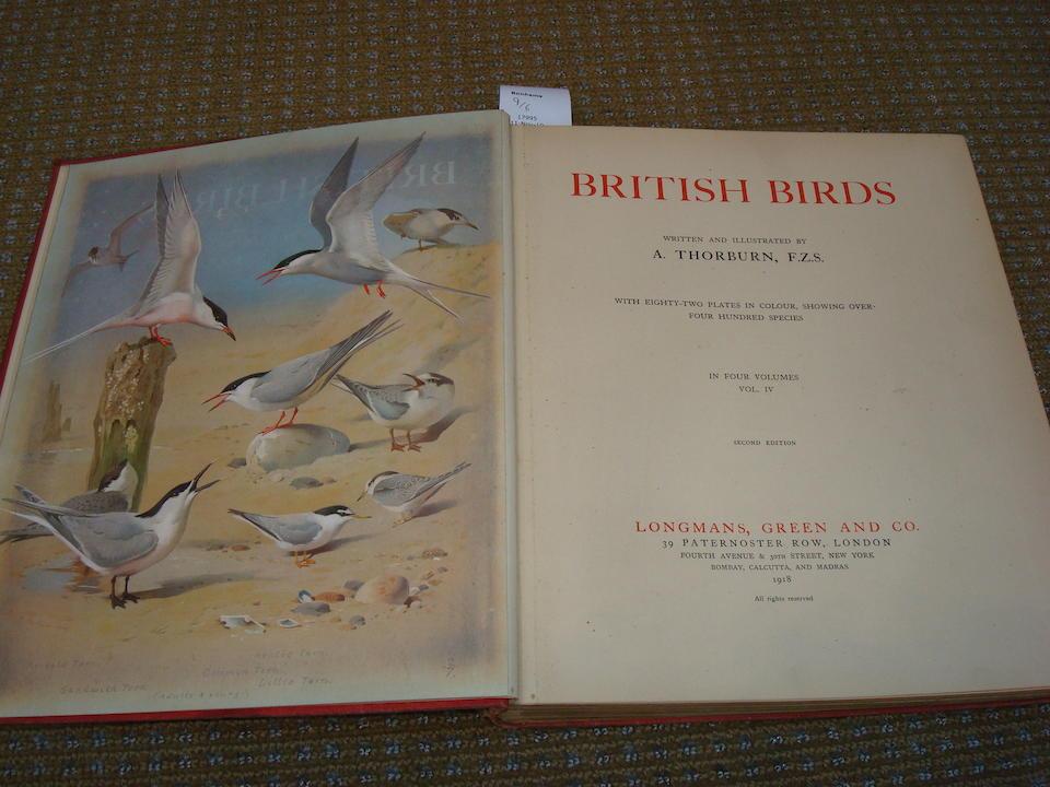 THORBURN (ARCHIBALD) British Mammals