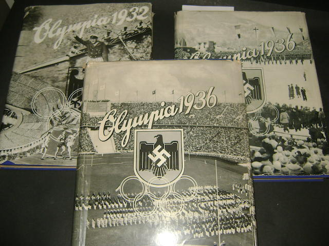 Olympics 1932, summer and winter 1936