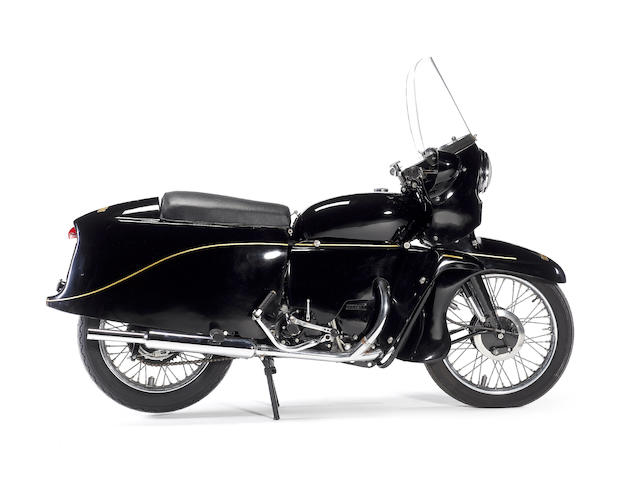 1955 Vincent 998cc Black Prince Frame no. RD12815/F Engine no. F10AB/2/10915
