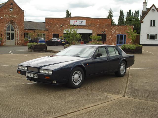 1990 Aston Martin Lagonda,