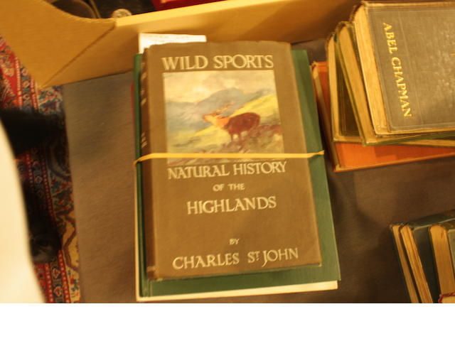 Charles St. John,  ST. JOHN (CHARLES) Natural History of the Highlands