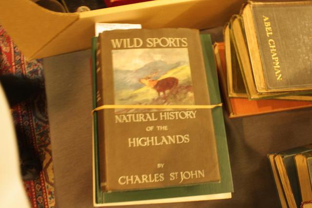Charles St. John,  ST. JOHN (CHARLES) Natural History of the Highlands