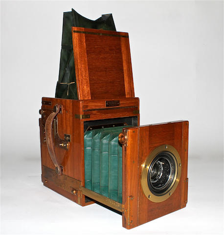 Improved 'Artist' Reflex camera, Tropical model