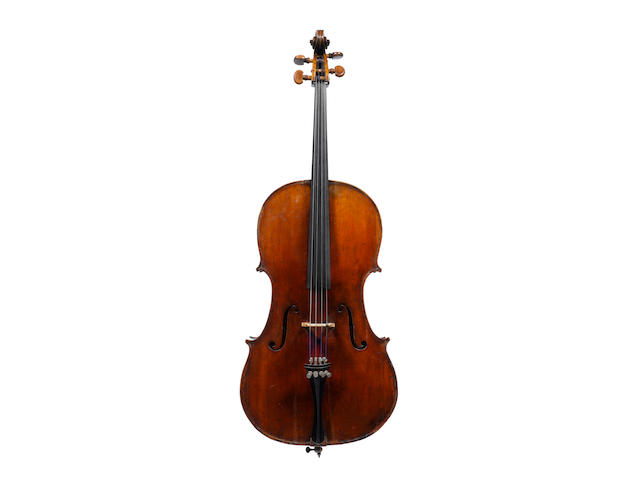 An English Cello circa 1800 (1)