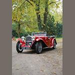 1935 AC 16/70hp March Special Sports Tourer  Chassis no. L278 Engine no. UBSS 228