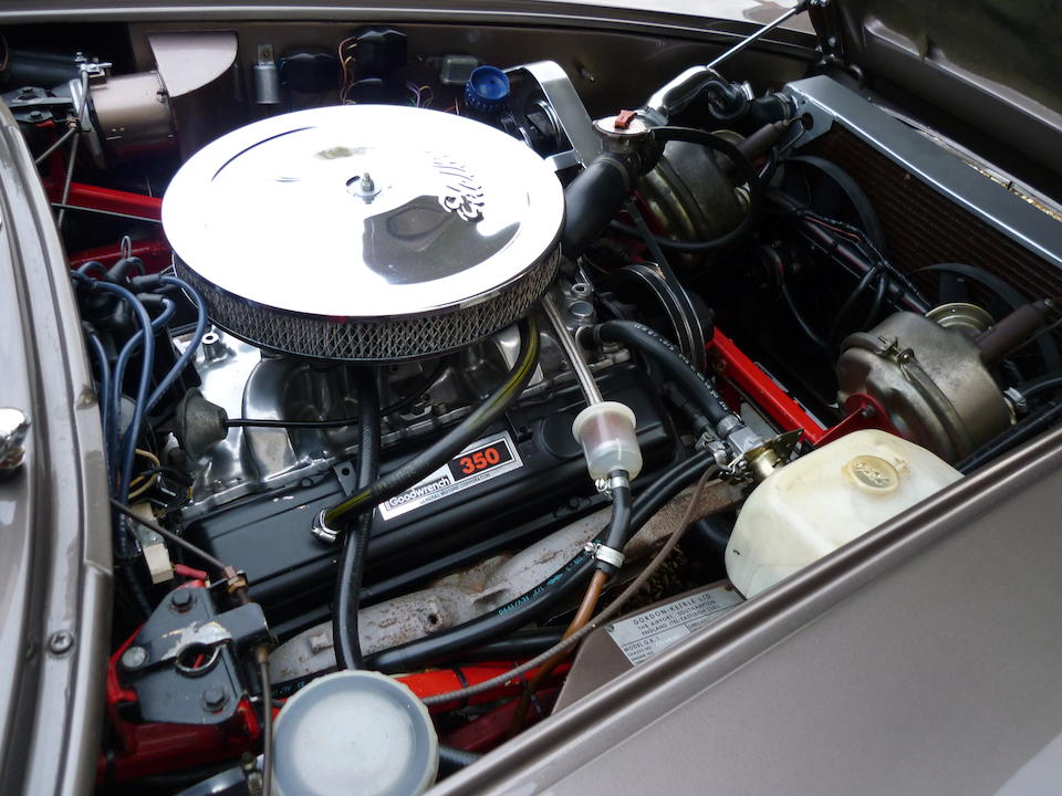 1965 Gordon-Keeble Coupé  Chassis no. C71/F1004/RD Engine no. 71/F1004RD