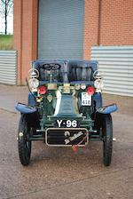1904 De Dion Bouton 8hp Type V Rear Entrance Tonneau  Chassis no. 170 Engine no. 14314