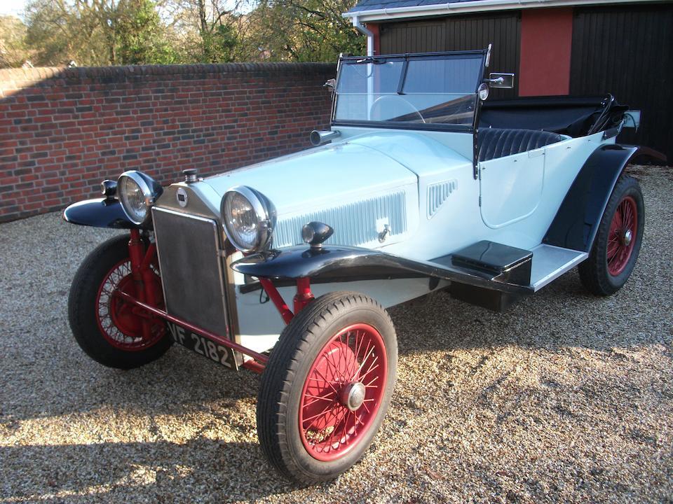 1924 Lancia Lambda 4th-Series Torpedo Tourer  Chassis no. 12978 Engine no. 2859