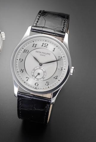 Bonhams Patek Philippe A Fine Platinum Manual Wind Wristwatchref
